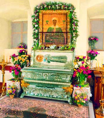 Матрона Московская, святая матушка Матронушка